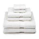 Supreme Egyptian Cotton 6 Piece Towel Set
