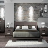 Cosmopolis Queen Platform Bedroom Collection