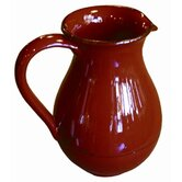 Mamma Ro Tall Pitcher in Red
