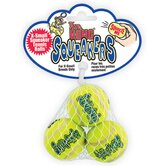 Air Squeaker Dog Balls