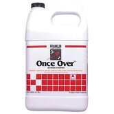 Once Over Floor Stripper Bottle