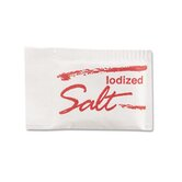 Salt Packets, 3 Boxes/Carton