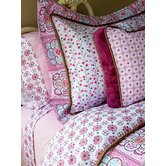 Modern Vintage Girl Bedding Collection