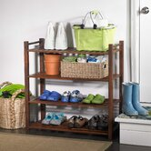4 Tier Outdoor Shoe Rack