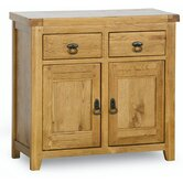 Veneto Rustic Oak Mini Sideboard