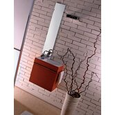 "Reverse 19.7"" Wall Mount Bathroom Vanity"