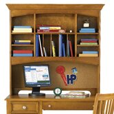Bearific Desk Hutch in Cocoa