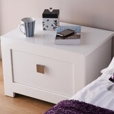 Bari 1 Drawer Bedside Table