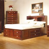 Addison Storage Panel Bed