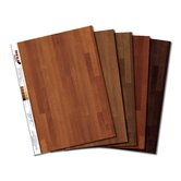 Dark MEGA Swatch Hardwood Floor Prints ? 5 pk