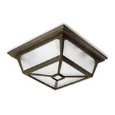Irene Ceiling Light in Brown