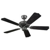 "42"" Weatherford II 5 Blade Outdoor Ceiling Fan"