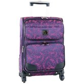 "Diane Signature 20"" Expandable Spinner Suitcase"