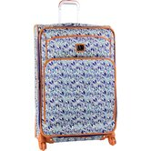 "Baby Hearts 28"" Expandable Spinner Suitcase"