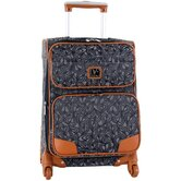 "Hearts Spinner 20"" Expandable Suitcase"