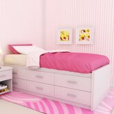 Willow Captains Storage Bed