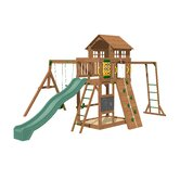 Playtime Swing Sets Wood Swing Sets