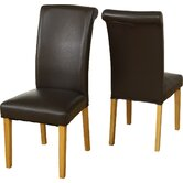 Dunoon Faux Leather Dining Chair