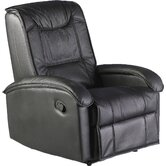 Shangrila Recliner in Black