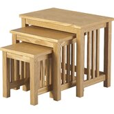 Whitby 3 Piece Nests of Tables Set