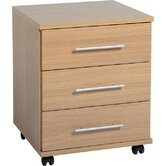 Camden 3 Drawer Filing Cabinet