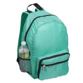 Folding Backpack in Teal