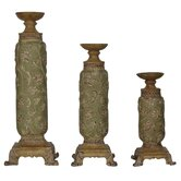 Crestview Collection Candle Holders