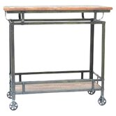 Crestview Collection Serving Carts