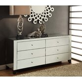 Crestview Collection Dresser Mirrors