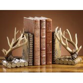 Shed's Bridge Bookend (Set of 2)