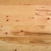 "Amelia 5"" Solid Hardwood Hickory in White River"