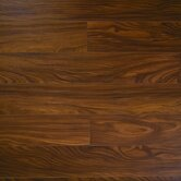 Cachet Clic 8mm Walnut Laminate in Caramelized Claro