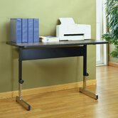 Adapta Walnut Desk