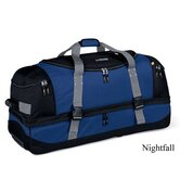 A.T. Gear Classic 36&quot; Drop-Bottom 2-Wheeled Travel Duffel