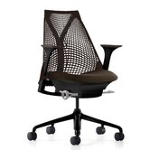 SAYL Mid-Back Work Chair
