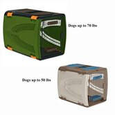 Portable Pet Crate for Dogs