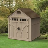 Highland Resin Storage Shed