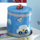 Bambini Race Track Cotton Jar