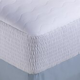 Cotton & Polyester Rich Mattress Pad