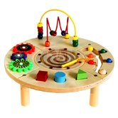 Circle Play Center Table