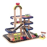 Parking Garage Play Set