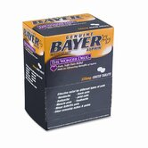 Bayer Aspirin Tablets, 50 Two-Packs/Box