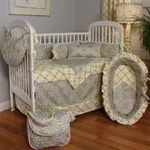 Burst Sterling Crib Bedding Collection