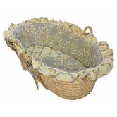 Burst Moses Basket
