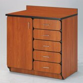 Illusions Base Cabinet with Doors/Drawers