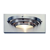 Cascade  Wall Sconce in White