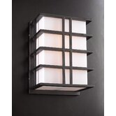 Amore Outdoor Wall Sconce in Architectural Bronze