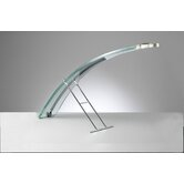 Vogue  Table Lamp in Polished Chrome