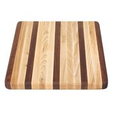 Bread Size Ash Cutting Board