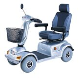 Heavy Duty Four Wheel Scooter